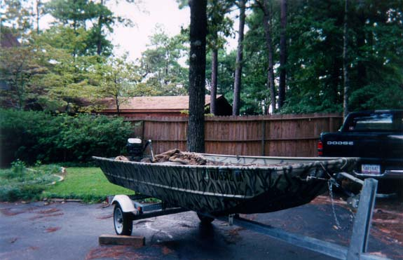 Amazoncom Duck Boat Blinds
